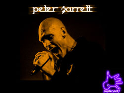 Peter Garrett Wallpaper